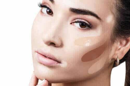 Corrigerende make-up in de dermatologie