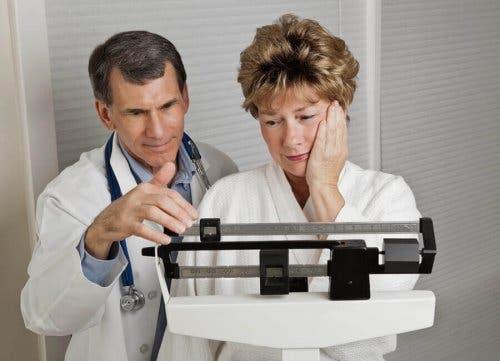 Zwaarder worden tijdens de menopauze is een angst voor veel vrouwen