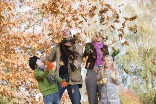 Ideale buitenactiviteiten voor in de herfst
