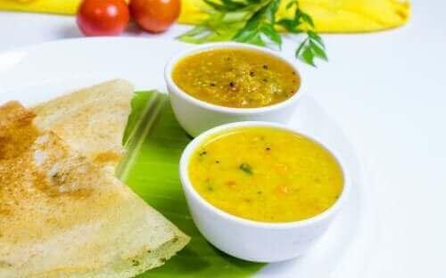 Indiase Sambar is een van onze favoriete groentesoepen voor het hele gezin