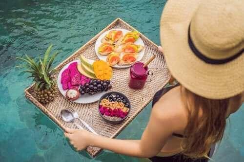 Op gewicht blijven in de zomer met deze eetgewoonten