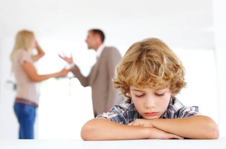 Kind met verdriet