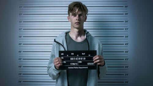 Gearresteerde tiener