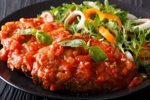 Recept voor Napolitaanse steak
