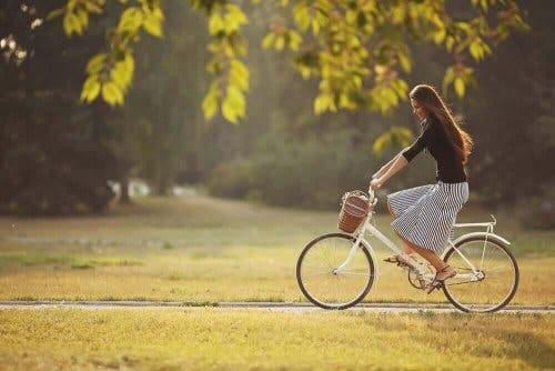 Van fietsen kun je dunnere benen krijgen