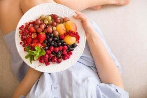 Een gezond dieet is goed voor iedereen