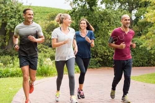 Ga hardlopen om je slechte tijden te vergeten