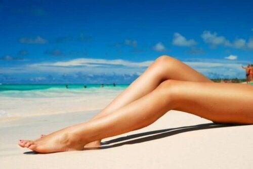 Dunnere benen: hoe verminder je vet in dit gebied?