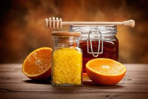 jam met honing