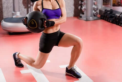 Spieren helpen bij de spiergroei