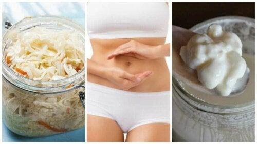 De voordelen van het eten van gefermenteerd voedsel