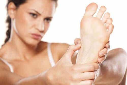 Tips voor de verzorging van een diabetische voet