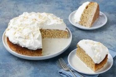Een heerlijk recept voor tres leches cake