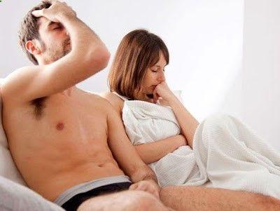 Man en vrouw kunnen geen seks hebben