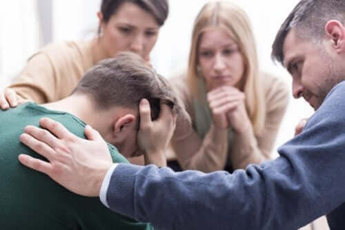 Steun je partner als hij een depressie heeft