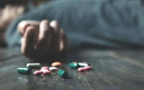 Overdosis door misbruik van medicatie op recept