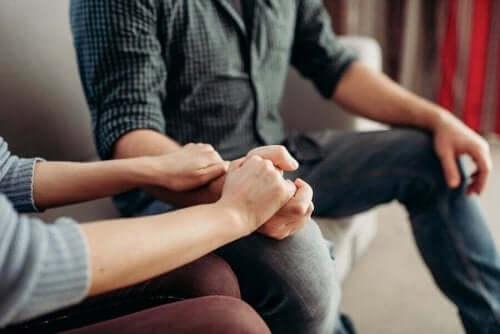 Wat je moet doen als je partner een depressie heeft