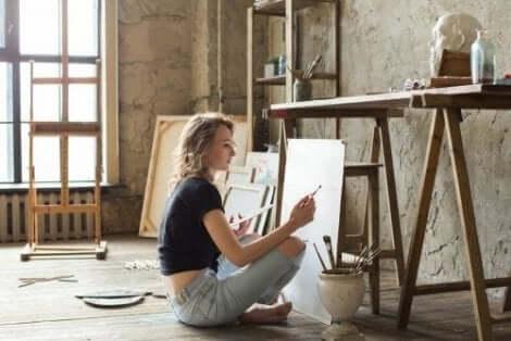 Persoonlijke ruimte en tijd om eentonigheid te vermijden