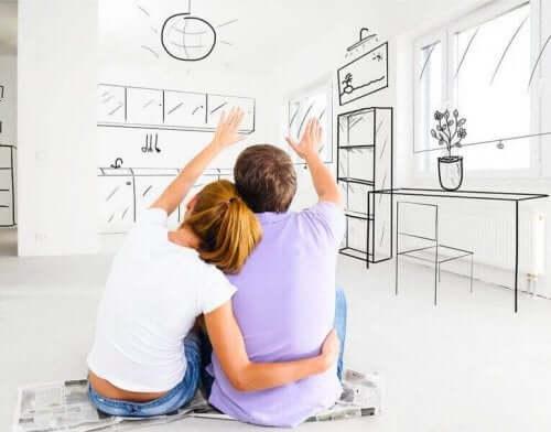 Je huis opnieuw inrichten voor een gelukkigere relatie