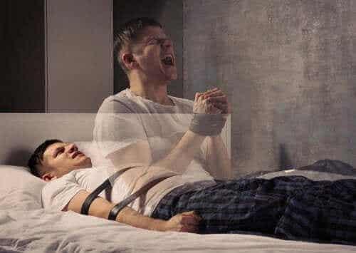 Slaapverlamming: wat wetenschappers erover zeggen