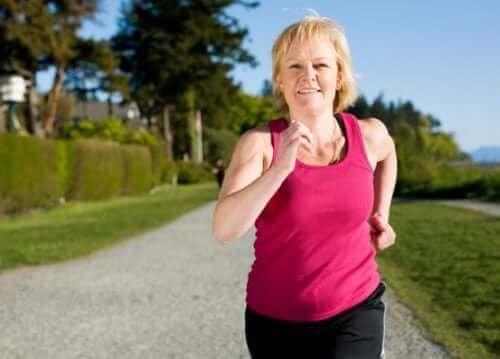 Tijdens de menopauze goed voor jezelf zorgen