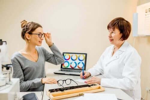 Wat een persoon ziet die kleurenblind is