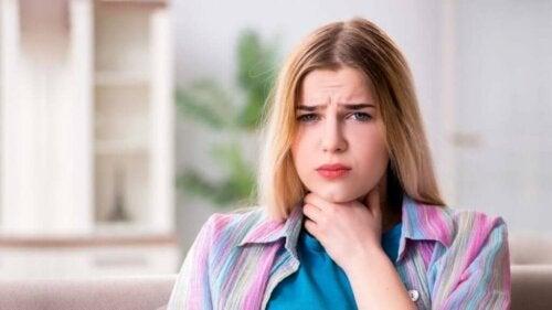 De verschillen tussen odynofagie en dysfagie