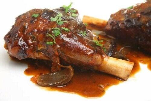 Gebraden lamsvlees in Rioja-stijl: dit moet je proberen!