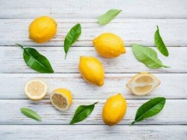 Gezondheidseigenschappen van citroen