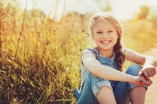 Meer lachen is iets dat we van kinderen kunnen leren