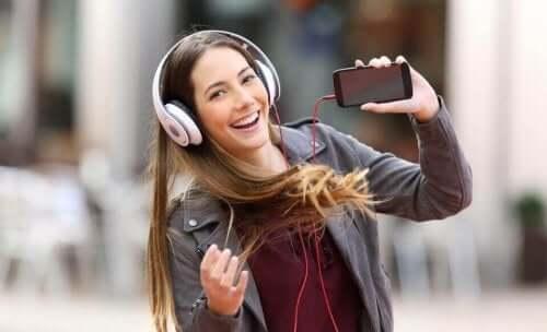 Muziek beïnvloedt je stemming ook
