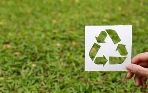 Recycling helpt het milieu