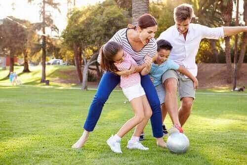 Speel met je kinderen