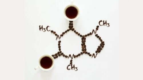 Scheikundige verbinding cafeïne