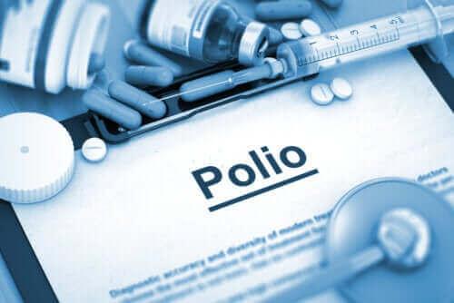 Ken je de verschillende soorten polio?