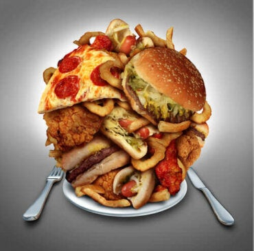 Ultrabewerkte voedingsmiddelen versnellen de cellulaire veroudering