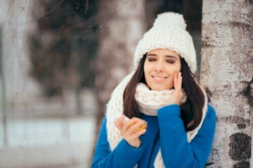 Huidverzorging voor een vette huid in de winter