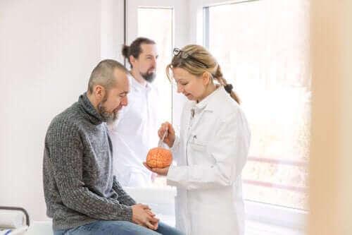 De vier soorten multiple sclerose