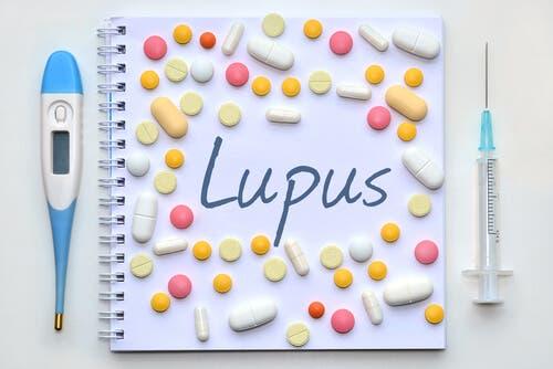 Allerlei pillen voor lupus