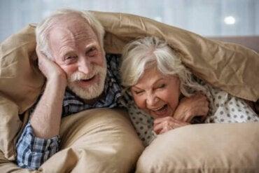 Seksualiteit op latere leeftijd - wat gebeurt er?