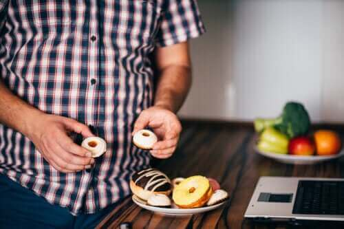 Welke voedingsmiddelen stillen je honger niet?