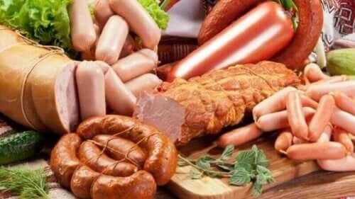 Bewerkte vleesproducten moet je vermijden