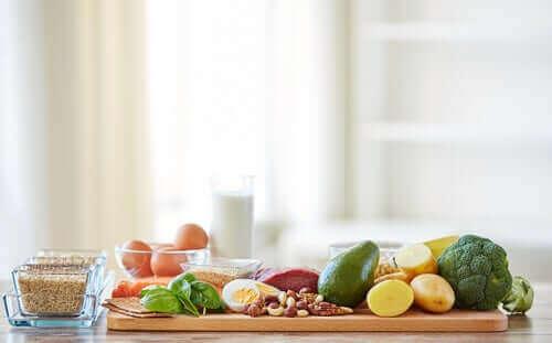 De juiste voeding bij chronische ziekten