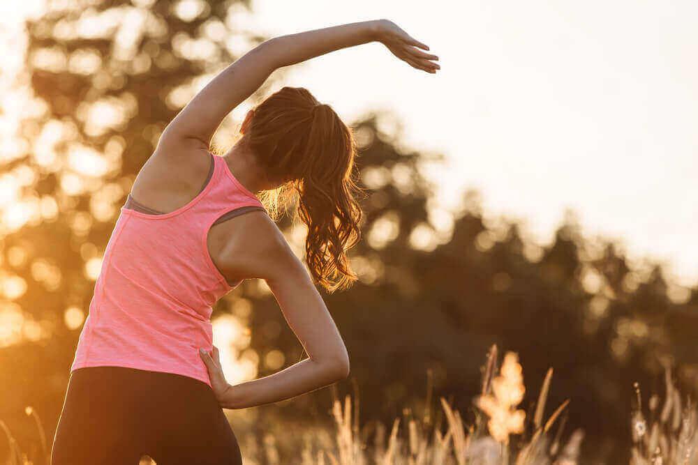 Lichaamsbeweging is belangrijk voor een gezond lichaam