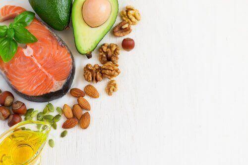 Juiste voeding bij chronische ziekten zoals omega 3-vetzuren