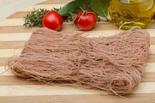 De voordelen van het eten van volkorenpasta