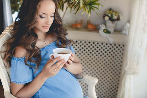 Alles over thee drinken tijdens de zwangerschap