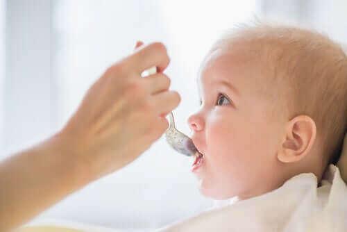 Het gebruik van probiotica voor baby's