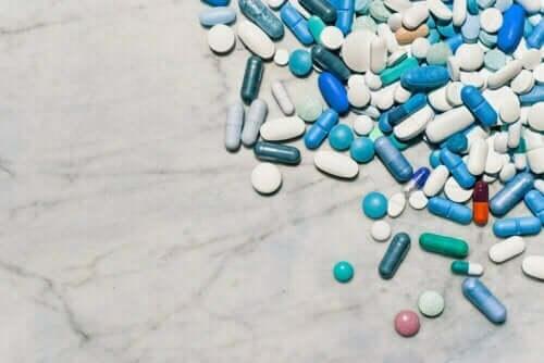 Allerlei pillen