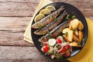 De 3 belangrijkste voordelen van sardines